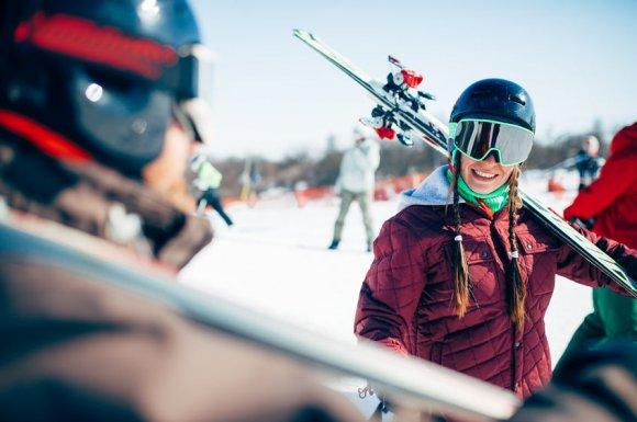 Taxi pour déplacement vers station de ski à Brens